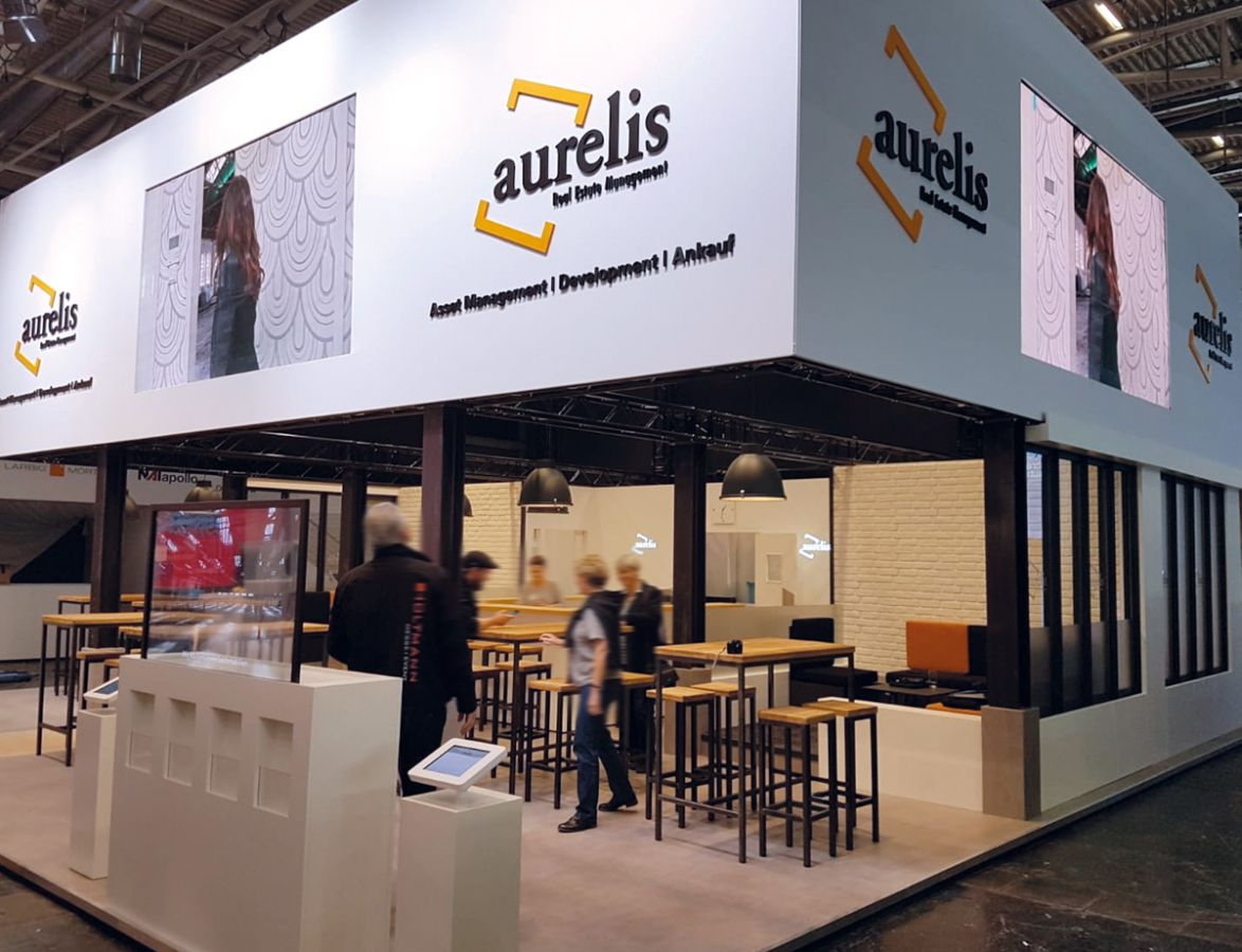 Aurelis Real Estate GmbH @ Expo Real 2018
