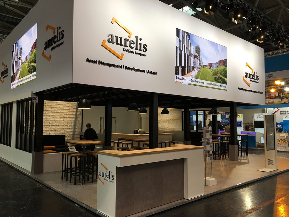 aurelis Real Estate GmbH & Co. KG @ Expo Real 2017